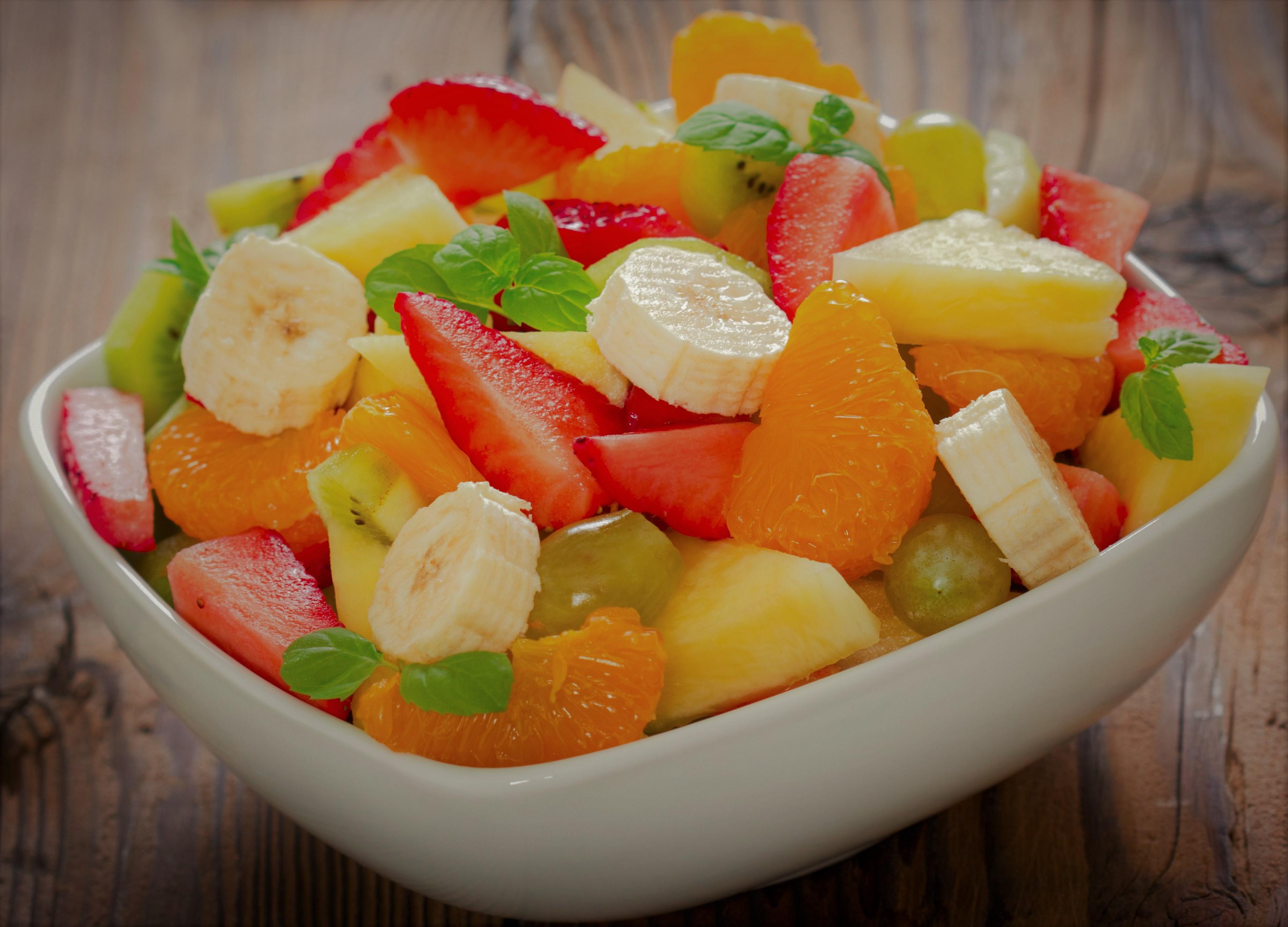 La très répandue salade de fruits évoquée par Jean-Michel Cohen