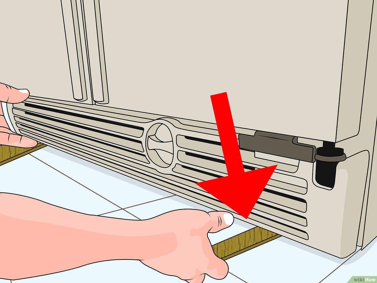 Comment arrêter les fuites d'eau du réfrigérateur