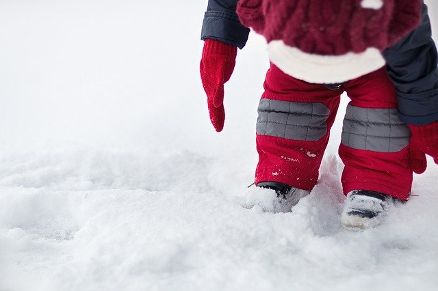 Winter coat pour bébé