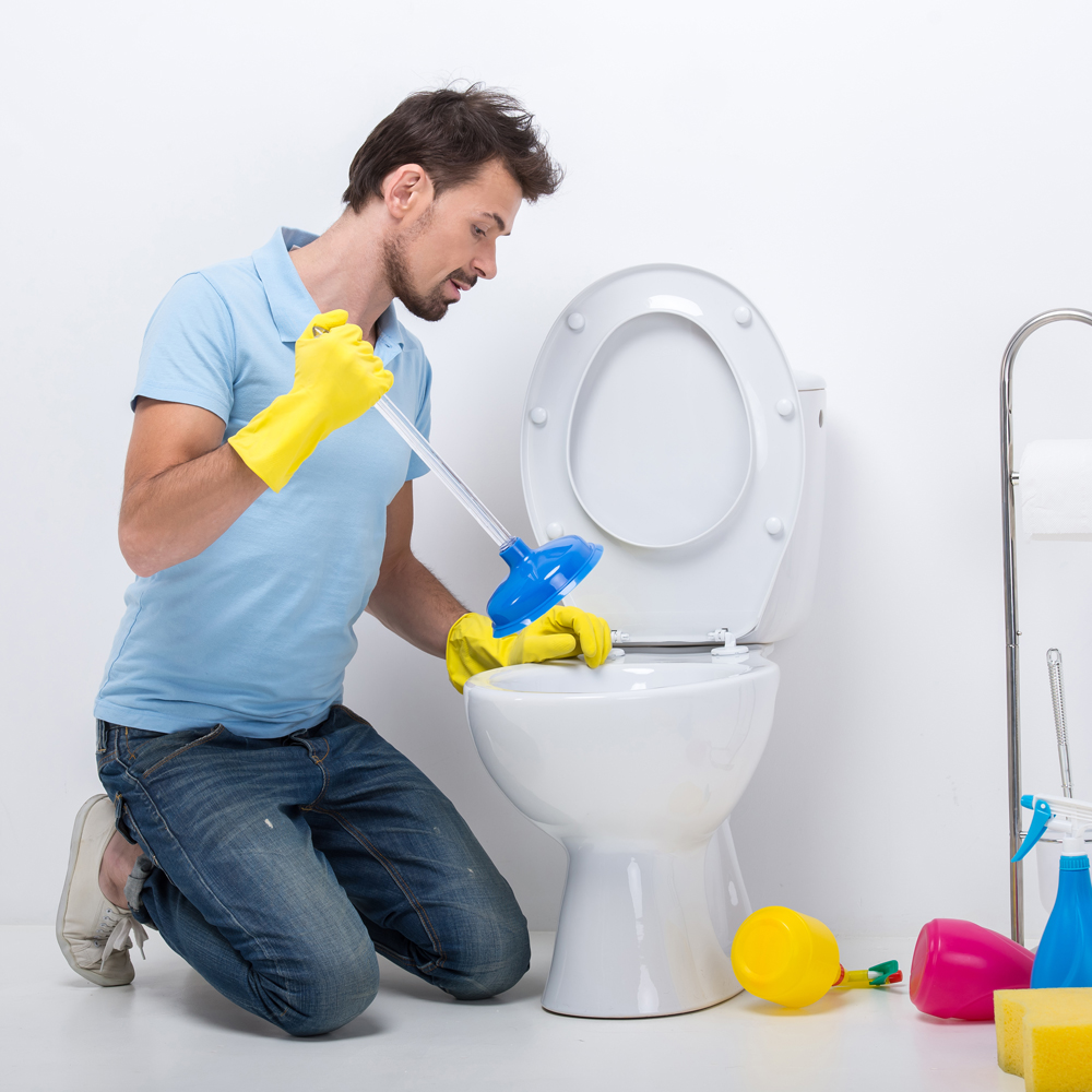 5 façons simples pour débloquer une toilette